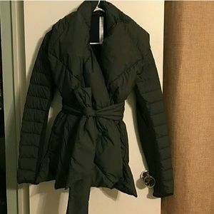 Lululemon Puffer Wrap Jacket